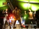 ARAFAT DJ et ses danseur en demo de la danse 202