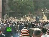 La révolte continue dans la rue ! Egypte 29/01