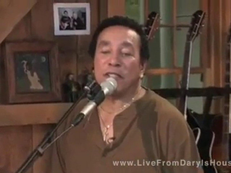 Smokey Robinson Tears Of a Clown avec Darryl Hall Accoustic