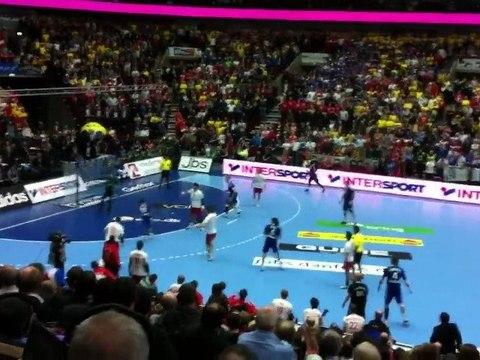 Le 4eme Titre De Champion Du Monde Du Handball Français !
