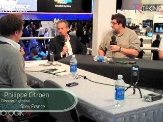 TEKNOLOGIK.fr (CES 2011) : TV 3D