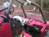 FLO et simon dans le buggy 30.01.2011