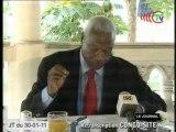 Déjeuner de presse du Grand Orient du Congo-Brazzaville