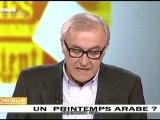 Tunisie/Egypte - Kiosque Tv5/NessmaTv - 30/01 - (1/3)