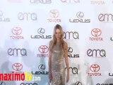 KATRINA BOWDEN at 2010 EMA Awards Arrivals