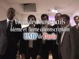 Voeux Jeunes Actifs UMP 6 et 7 circonscription de Paris
