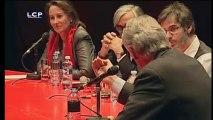 Le débat: Ségolène Royal / Dominique de Villepin