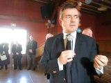 Voeux 2011 du député Yves Jégo partie 1