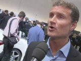 Mercedes-Benz SLK R172 - David Coulthard