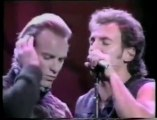 Bruce Springsteen - The River with Sting  _ Tiz1All