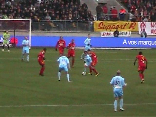 BUT HELSTAD 75ème LEMANSFC-AJACCIO 3-0 partie1