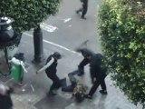 Tunisie police de la honte