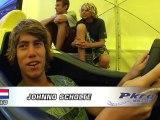 Kiteboarding - Tenerife Waves and Freestyle Presentation - Day 1 - PKRA 2010