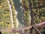 Bridge Day 2007 Extreme Base Jumping With Parachutes