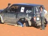 Raid 4x4 réveillon libye 2010-11 nissan cahors /zou events