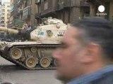 Grande journée de mobilisation nationale en Egypte