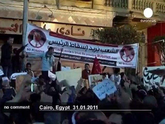 Egypte : Les femmes expriment leur... - no comment