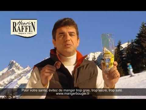 Spot TV HENRI RAFFIN vs hiver 2008