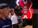 First Double Frontflip by Napolitan :: Big air BMX :: XGames 15