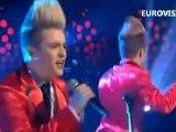 Eurovision 2011 Ireland İrlanda - Jedward - Lipstick