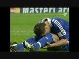Manchester United v Chelsea - Champions League Final 2008 - Penalty Kicks