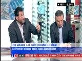 Olivier Dartigolles invité de LCI le 2 février 2011