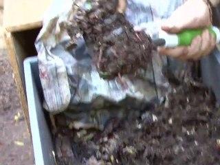 La leçon de compostage