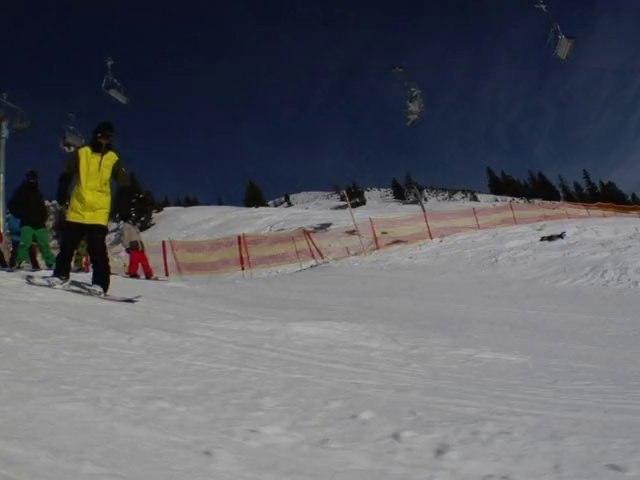 Fun dans le snowpark S01E04 elias and friends