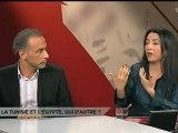 Tariq Ramadan - Tunisie, Égypte: islamisme ou dictature?