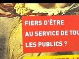 Fiers d'être au service de tous les publics ?