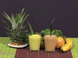 Recette: Smoothies