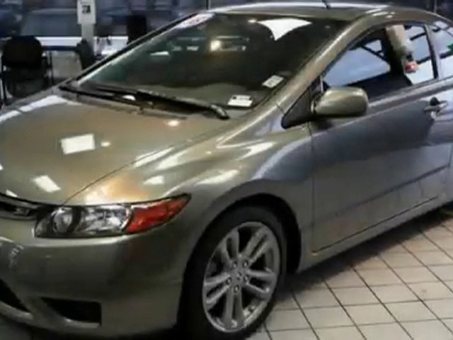 USED HONDA LYYNWOOD  2008 Honda Civic
