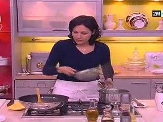 Recette wok de crevette aux legumes