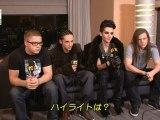 Interview MTV Japan ING - Tokyo, Japan 14.12.2010