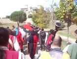 Irmandiños: A Revolta (2007). Marcha cara o castelo de Monte