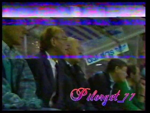 1987-1988 PSG EVITE LA D2
