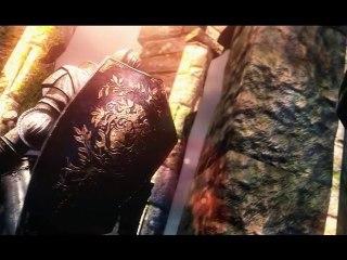 Debu Trailer de Dark Souls