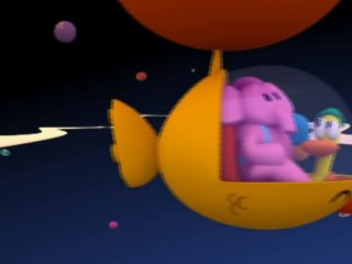 Pocoyo - Up Up and Away
