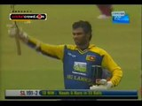 Mic picks up Sangakkara telling Malinga to hold on to 'Purple Cap'