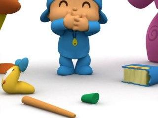 Pocoyo : Un amigo comilón