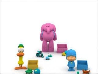 Pocoyo - Les jeux Pocoyolympiques