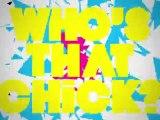David Guetta feat Rihanna - Who's That Chick  - Lyrics video