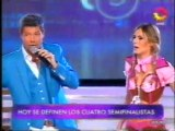 Paula en SM 1 (duelo Country) - 14 de Diciembre 2010