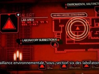 Adam Jensen de Deus Ex: Human Revolution