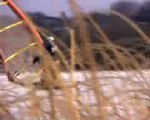 Snowfer - Windsurfing on snow and ice