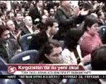 Kırgızistan Türk Okulları Üniversite açılışı