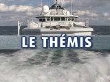 Les Affaires maritimes : contrôle des pêches à bord du Thémis