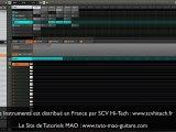 TUTO MAO : MASCHINE 1.6 NATIVE INSTRUMENTS
