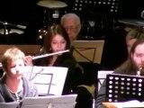 Day O de Burgie et Attaway par l'orchestre de Lannilis
