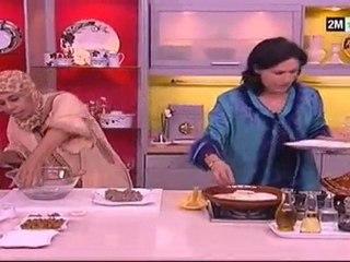 recettes choumicha 2014 - recette tajine Sardines aux raisins secs